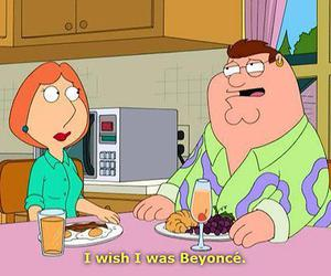 beyoncé, family guy, and funny image