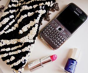 blackberry, drinks, and handbag image
