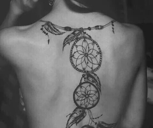 back, Dream, and girl image