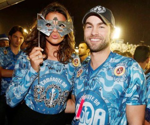 brazil, carnaval, and Chace Crawford image
