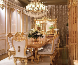 luxury and gold image