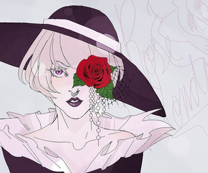 homestuck and rose lalonde image