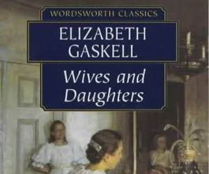 books, elizabeth gaskell, and wives and daughters image