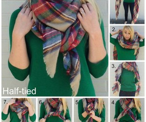ideas and scarf image