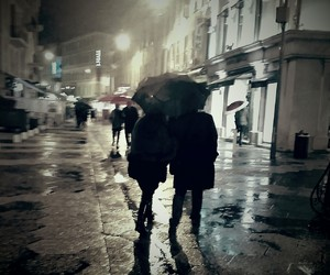 valentin day, parapluie, and saint valentin image