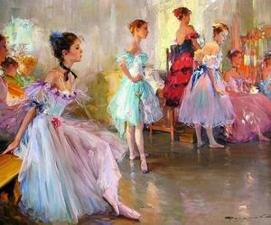 art, ballet, and konstantin razumov image