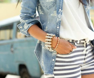 fashion, trend, and look image
