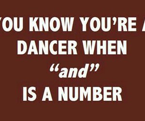 love, dance, and dancer image