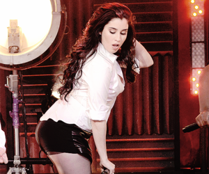music, ally brooke, and lauren jauregui image