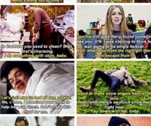 harry imagine, Harry Styles, and one direction image