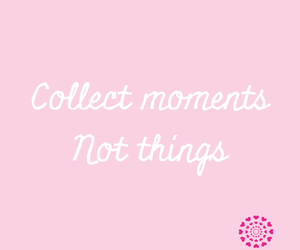 collect, moments, and inspiration image