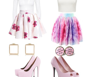 Polyvore, cute dresses, and cute outfits image