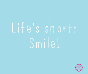 inspiration, quotes, and smile image