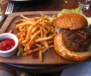 beauty, delicious, and fast food image