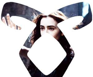 the mortal instruments and lily collins image