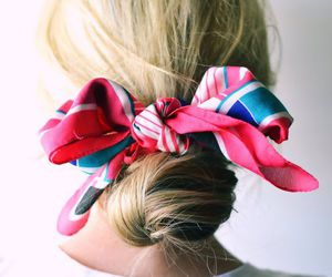 bow, bows, and chic image