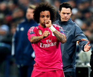 real madrid, spain, and marcelo image