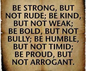quote, humble, and inspiration image