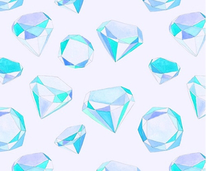 diamond, pattern, and wallpaper image