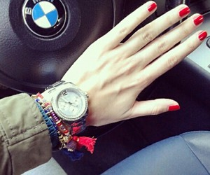 bmw, esprit, and nails image