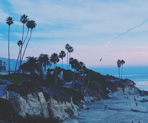 background, summer, and surf image