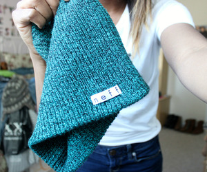 tumblr, beanie, and quality image