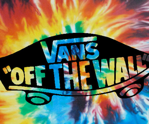vans, off the wall, and shoes image