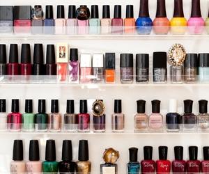 fashion, nails, and nail polish image