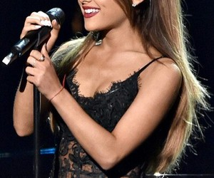 ariana grande, ariana, and Queen image