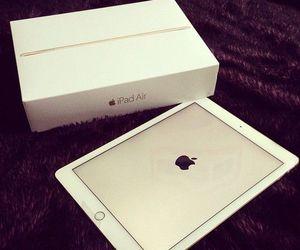 ipad, apple, and ipad air image