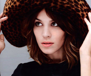 alexa chung, hat, and model image