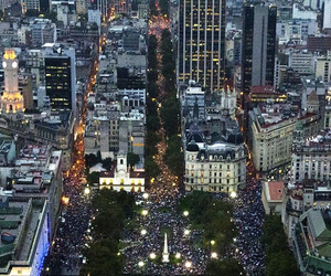 argentina, buenosaires, and justice image