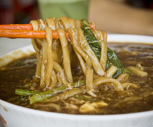 chinese food, noodles, and malaysian food image