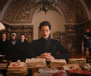 the grand budapest hotel, film, and hotel image