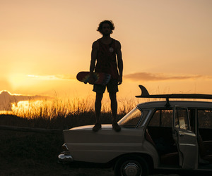 skate and sunset image