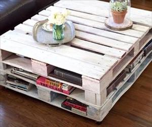 coffee table, pallet designs, and diy pallets image