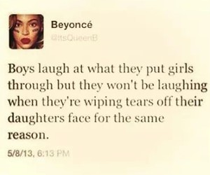 beyoncé, boy, and quotes image
