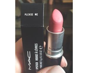 mac and lipstick image