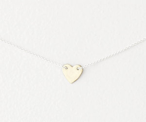 accessory, heart, and jewelry image