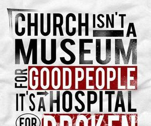 church, museum, and hospital image