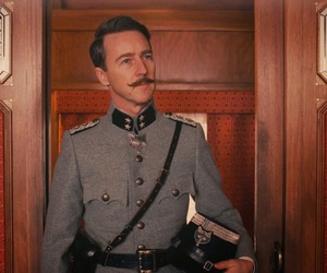 actor, edward norton, and the grand budapest hotel image