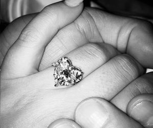 love, Lady gaga, and ring image