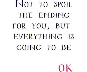 quotes, ok, and life image