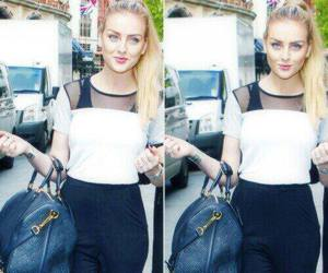 outfit, perrie edwards, and little mix image