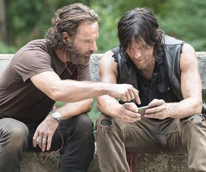twd, the walking dead, and norman reedus image