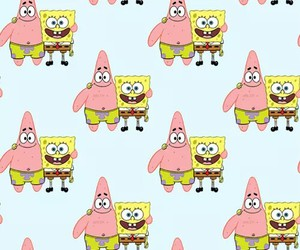 wallpaper, spongebob, and background image