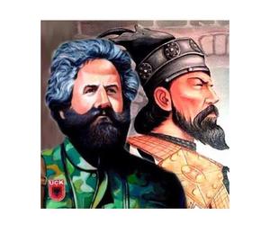 heros, kosovo, and albania image