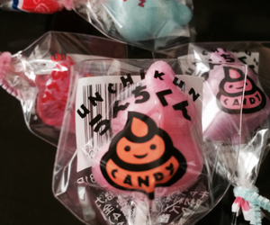 black, candy, and japan image