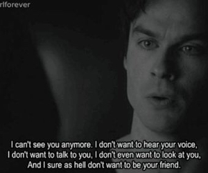 tvd, damon, and damon salvatore image