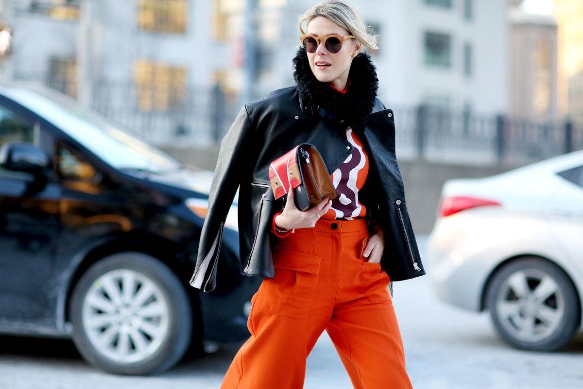 fashion, new york, and street style image